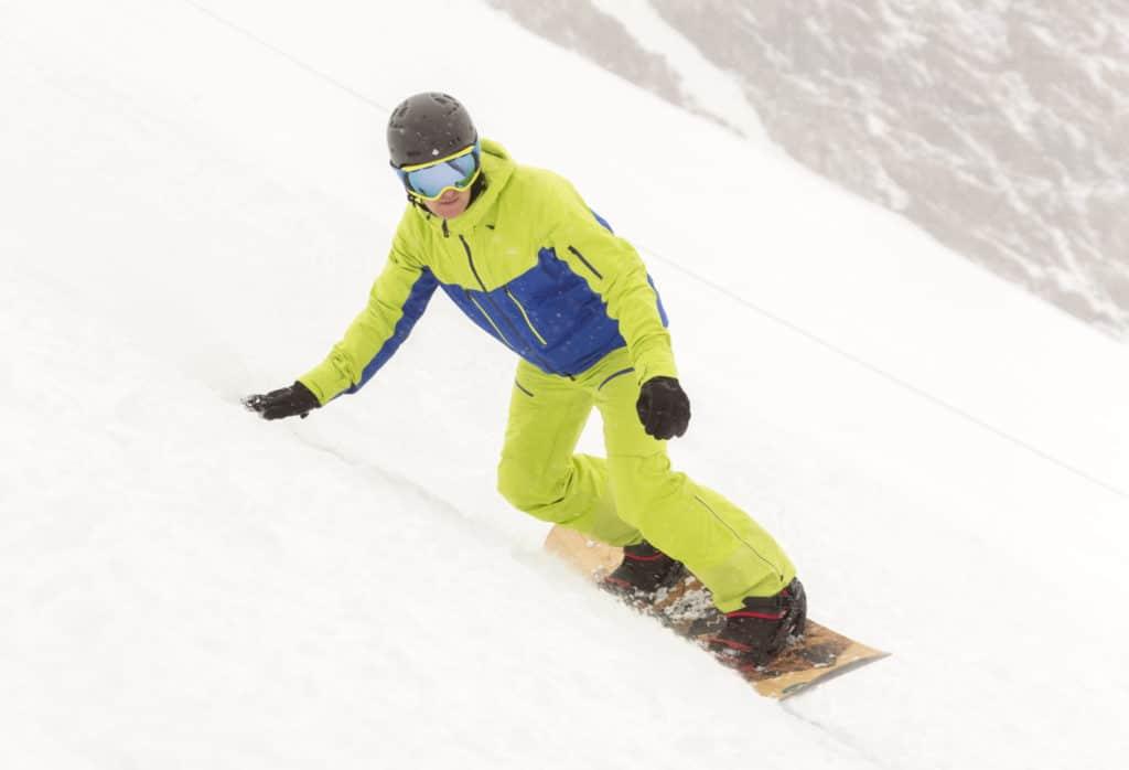 Snowboardverleih Hintertux/Tux - Snowboarden