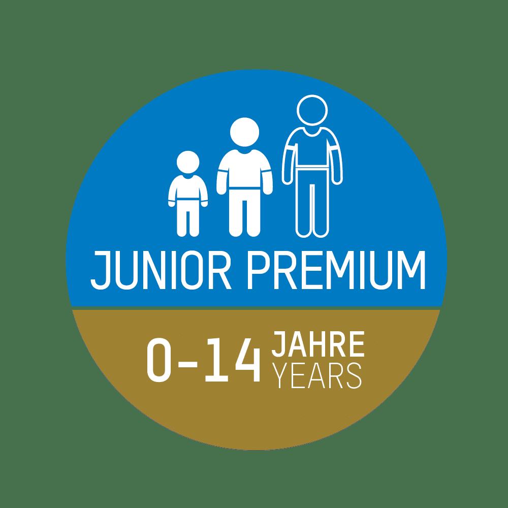 Skiverleih Hintertux/Tux - Logo Skiverleih Junior Premium