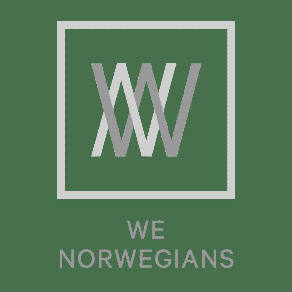 Sport Nenner - We Norwegians Logo