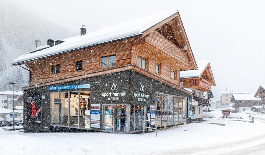 Skiverleih Hintertux/Tux - Sport Nenner Outdoor