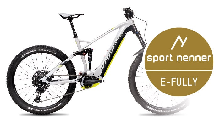 Bikeverleih Hintertux/Tux - Bild E-Fully Verleih